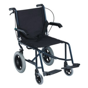 Wheelchair Deluxe Lightweight